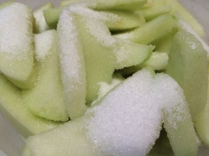 Skinny Apple Pie