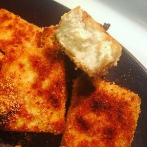 {Vegetarian} Chicken Nuggets